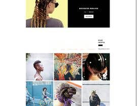 #17 for digital download/ blog website design by brilex