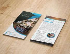 #16 for DL advertising brochures by Zamanbab