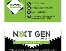 #7 for business card design... by ealiyevahseynova