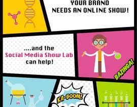#5 untuk Create a Comic Book style Marketing Flyer oleh aish001k