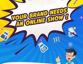 #15 untuk Create a Comic Book style Marketing Flyer oleh deviantwolf