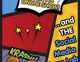 #13 untuk Create a Comic Book style Marketing Flyer oleh ulautin