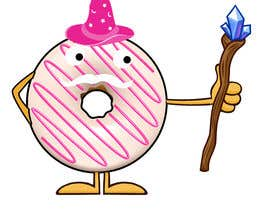 #46 for Redesign this Donut Image for a t-shirt by eusof2018