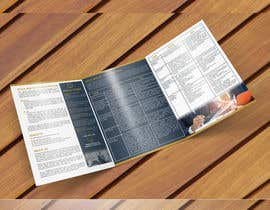 #27 for Tri-fold Brochure Update - Redesign by stylishwork
