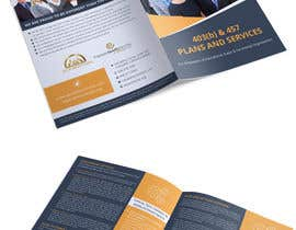 #31 for Tri-fold Brochure Update - Redesign by anantomamun90