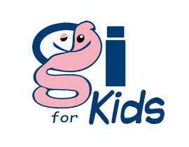 #2 for Current Logo to a GIF format.  GIforkids by glowflydesigner