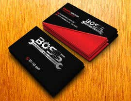 #51 for Business Card Design by SAFaahim