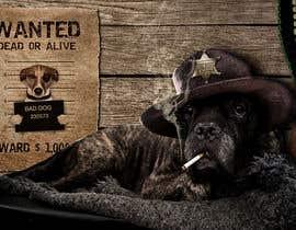 #49 para Need funny objects photoshopped on dogs photos de namunamu