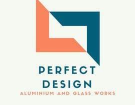 #5 for Design a Logo for Aluminium & Glass Workshop by Elmir31