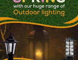 #24 for Design a Banner To Advertise Outdoor Lighting by owlionz786