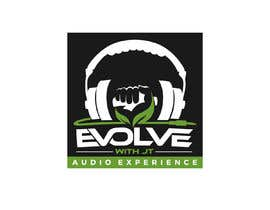 """#60 for Podcast LOGO design for """"The EVOLVE with JT Audio Experience"""" by dandrexrival07"""