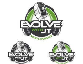 """#84 for Podcast LOGO design for """"The EVOLVE with JT Audio Experience"""" by dandrexrival07"""