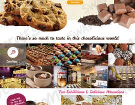 #15 for Design a website for a Chocolate Factory (Homepage only, PSD) by SWARawesomeness
