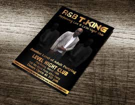 #16 for Event Flyer and matching Facebook Banner Needed for R&B/Hip Hop Artist/Singer by qamarkaami