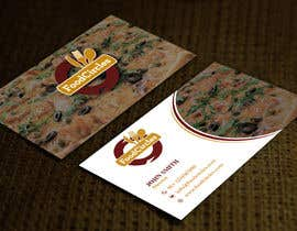 #12 для Business Card for Restaurant от mildmilly