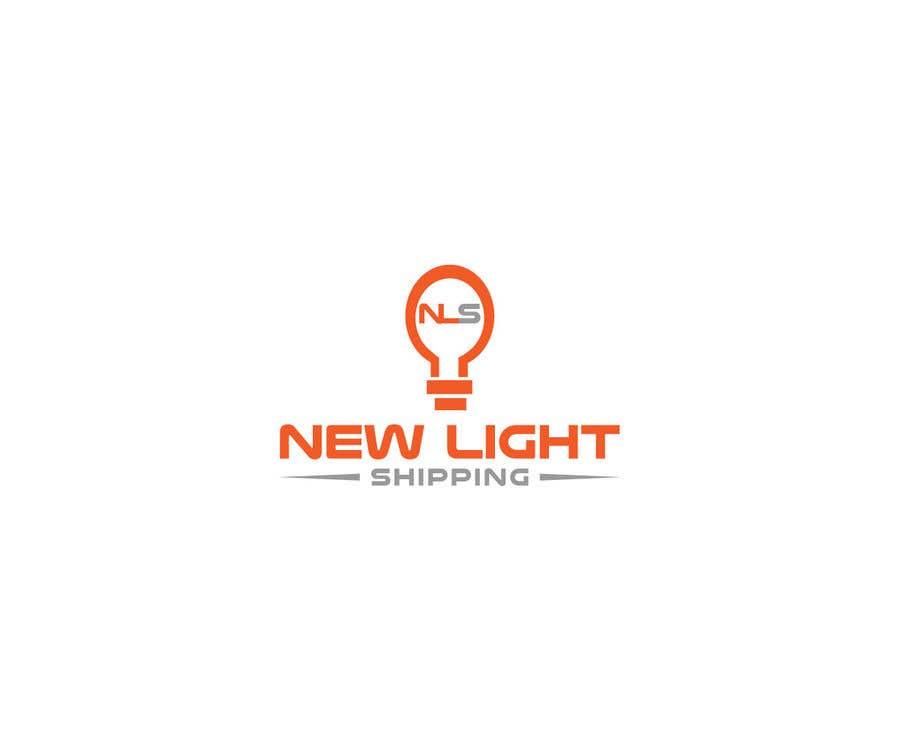 Proposta in Concorso #58 per Design a Logo For New Light Shipping