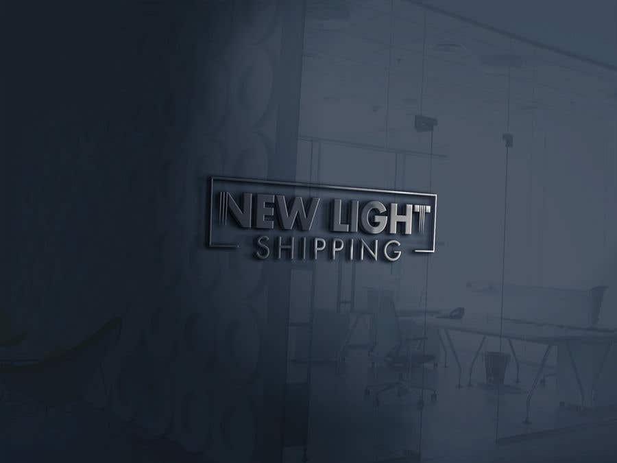 Proposta in Concorso #18 per Design a Logo For New Light Shipping