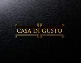 "#50 for Logo for ""Casa di Gusto"" af Nabilhasan02"