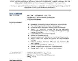 #7 for Writing interesting Resume by insereko