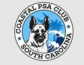 #21 for Logo for a dog club in SC by eliaselhadi