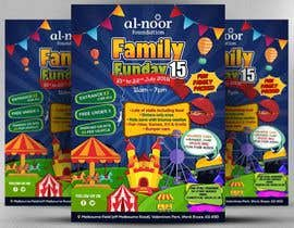 #29 dla Design a flyer for an annual funfair przez satishandsurabhi