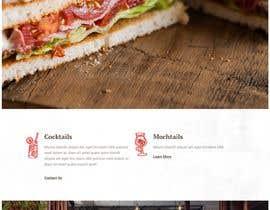 #22 for Build Me A Better Restaurant Website by icurmi