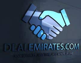 #13 for BEST 3D LOGO AND NAME FONT FOR MY COMPANY  DEAL EMIRATES.COM by s4u311