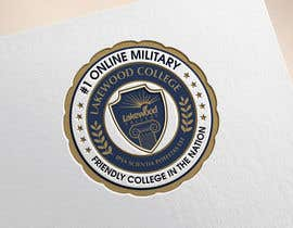 #11 for Design a Logo for #1 Online Military Friendly College in the Nation by Designexpert98