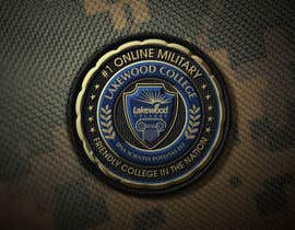 #14 for Design a Logo for #1 Online Military Friendly College in the Nation by Designexpert98
