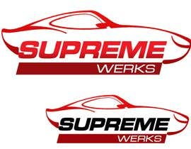 designerartist tarafından Logo Design for Supreme Werks (eCommerce Automotive Store) için no 97