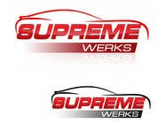 Graphic Design Contest Entry #141 for Logo Design for Supreme Werks (eCommerce Automotive Store)