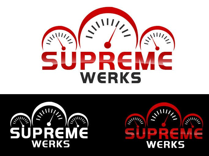 Contest Entry #                                        119                                      for                                         Logo Design for Supreme Werks (eCommerce Automotive Store)
