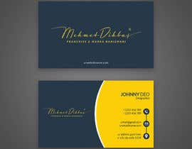 #103 for Design a Business Card by arsohag