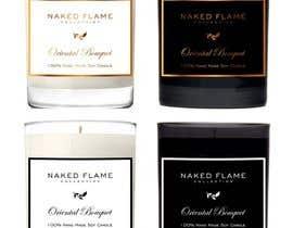 #40 para Design a Logo for Naked Flame Collection to Label Candle Votives -- 2 por salutyte