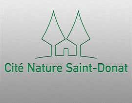 nº 26 pour LOGO : Cité Nature Saint-Donat par ouake89