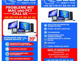 #19 for Flyer für IT Service by dsyro5552013