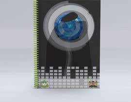 #3 for Design me a notebook cover by azgraphics939