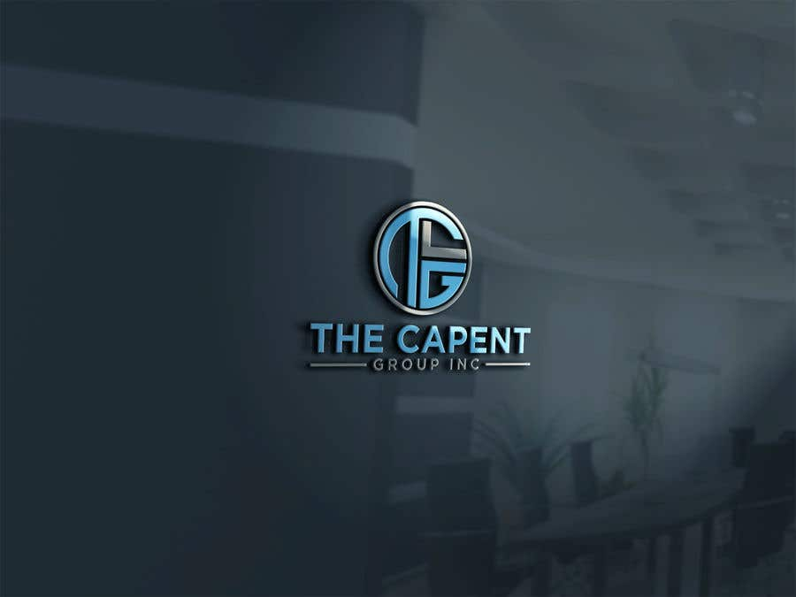 Penyertaan Peraduan #29 untuk The Capent Group Inc. – Corporate Identity Package