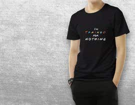 truecolours100 tarafından Design typography for T-Shirt - Friends theme için no 40