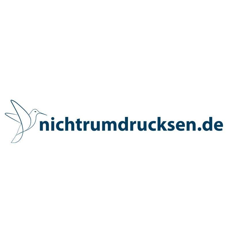 Konkurrenceindlæg #531 for Logo Design for nichtrumdrucksen.de
