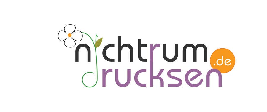 Konkurrenceindlæg #518 for Logo Design for nichtrumdrucksen.de