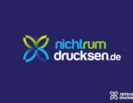#758 for Logo Design for nichtrumdrucksen.de by danumdata