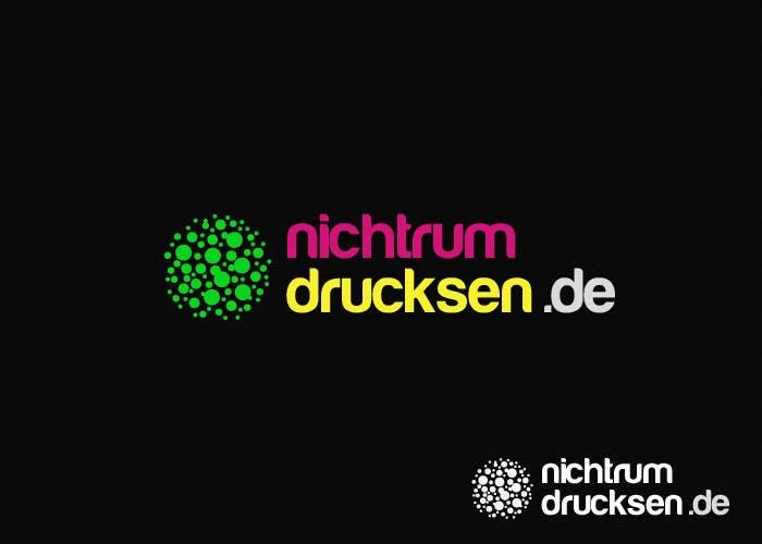 Konkurrenceindlæg #642 for Logo Design for nichtrumdrucksen.de