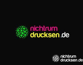 #642 para Logo Design for nichtrumdrucksen.de por patil1987