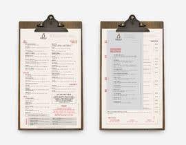 #30 untuk Restaurant Menu Design oleh MMADagencia