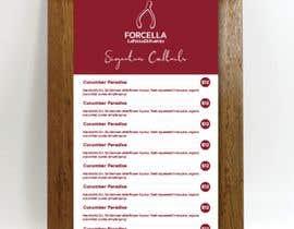#13 untuk Restaurant Menu Design oleh juandelange
