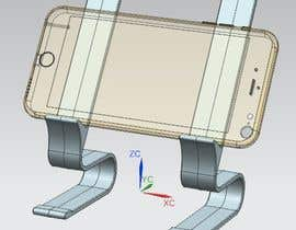 #5 για Design a clip on mobile holder for our table. Submit 3d modelling file in sketchup or similar software από aakashpatil