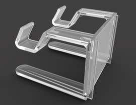 #36 for Design a clip on mobile holder for our table. Submit 3d modelling file in sketchup or similar software by kathire