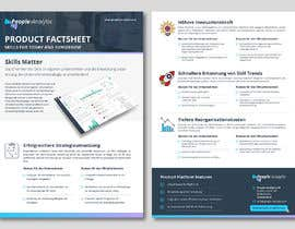 #12 for Design a Product Brochure/Factsheet by AthurSinai