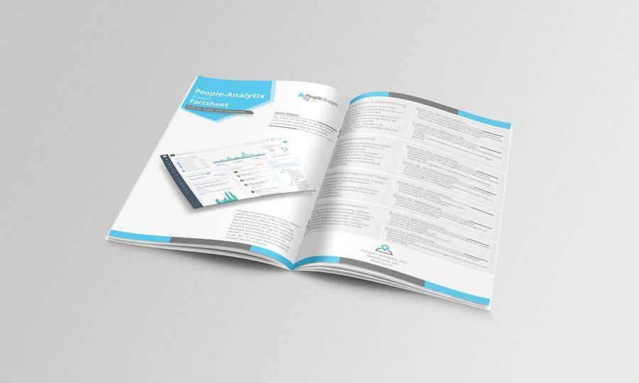 Proposition n°10 du concours Design a Product Brochure/Factsheet